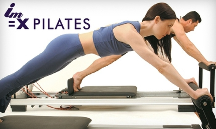 IM=X Pilates - First Addition: $39 for Two Private Reformer Sessions ($150 Value) or $39 for One Private Reformer Session & Two Classes ($145 Value) at IM=X Pilates in Lake Oswego