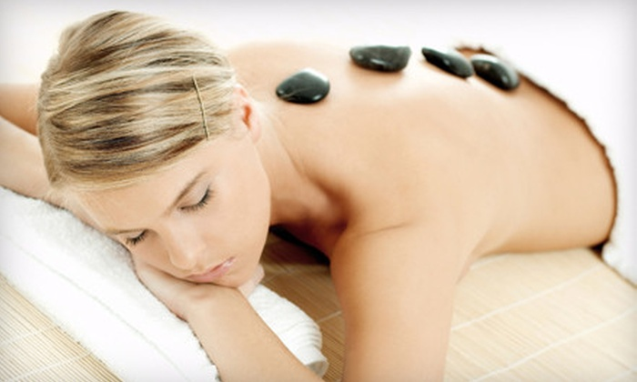 The New You - Downtown: 60- or 90-Minute Hot-Stone Fitness Massage at The New You (Half Off)