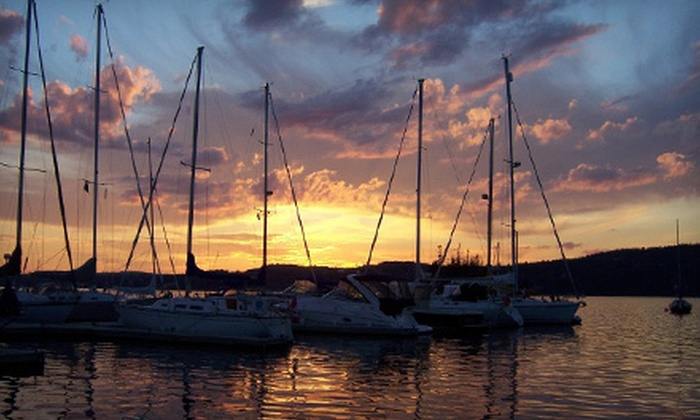 Four Winds Charters - Tantallon: $25 for a Two-Hour Scenic Boat Tour for Two from Four Winds Charter in Tantallon (Up to $50 Value)