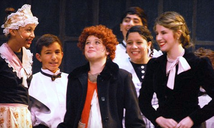 CYT Tucson - Multiple Locations: 10-Week Theater Session for Kids Aged 5 to 7 or 8 to 18 at CYT