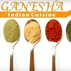Half Off at Ganesha Indian Cuisine