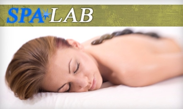 SpaLab - Koreatown: $99 for a Body Polish, Antioxidant Body Wrap, and 30-Minute Massage at SpaLab ($294 Value)