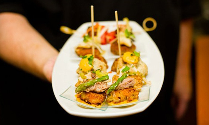 The Drum Room - The Downtown Loop: $30 for $60 Worth of American Contemporary Cuisine and Drinks at The Drum Room