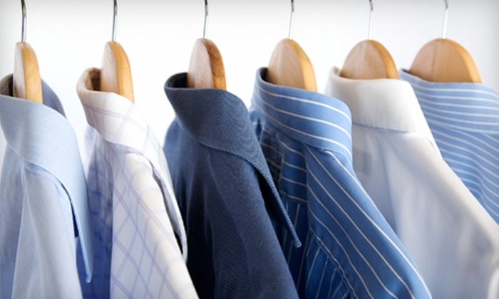 Tiffany Cleaners - Central Scottsdale: $12 for $25 Worth of Dry Cleaning at Tiffany Cleaners in Scottsdale