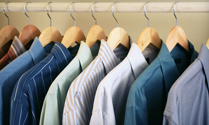 Dry Clean Today - Multiple Locations: $25 for $50 Worth of Dry-Cleaning Services or Ugg Boots or Wedding-Gown Cleaning at Dry Clean Today