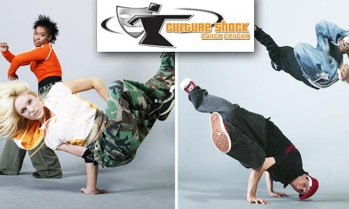 Culture Shock Dance Center  - Mission Hills: $23 for Four Dance Classes at Culture Shock Dance Center