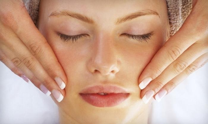 Amadora Salon - Live Oak: Waxing Services or Restore Me Facial at Amadora Salon