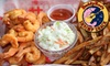 BuddyRoe's Shrimp Shack - Mount Pleasant: $10 for $20 Worth of Locally Sourced Seafood and Drinks at Buddy Roe's Shrimp Shack in Mount Pleasant