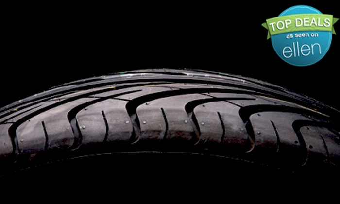 Nevada Tire City - Gateway District: $40 for $100 Toward New Tires at Nevada Tire City