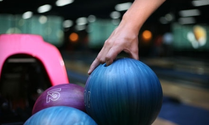 Woodbridge Bowling Center - Woodbridge: $20 for One Hour of Unlimited Bowling and Shoe Rentals for Up to Six People at Woodbridge Bowling Center in Woodbridge (Up to $43 Value)