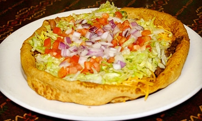 Sacred Hogan Navajo Frybread - Phoenix: $8 for $16 Worth of Native American Cuisine at Sacred Hogan Navajo Frybread