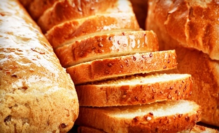 $15 Groupon to McGavin's Bread Basket at 1-770 Bay St. in Victoria - McGavin's Bread Basket in Victoria