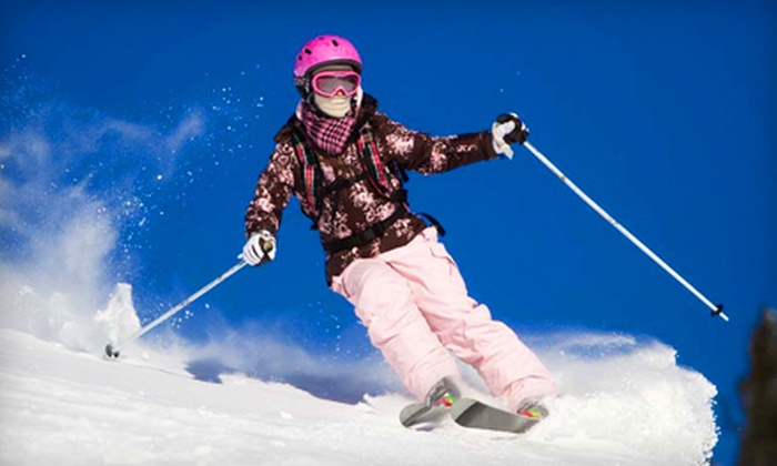 Wolf Ridge Ski Resort - Wolf Ridge Ski Resort: Weekday or Sunday Outing for One or Four at Wolf Ridge Ski Resort in Mars Hill (Up to 62% Off)