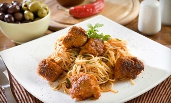 Mulino's Restaurant - Springfield, MA: $20 for $40 Worth of Italian Fare at Mulino's Restaurant in Northampton