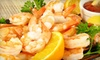 Camaron Pelado Seafood Grill - Prospect Hill: $16 for a Mexican Seafood Dinner for Two at Camaron Pelado Seafood Grill (Up to $33.97 Value)