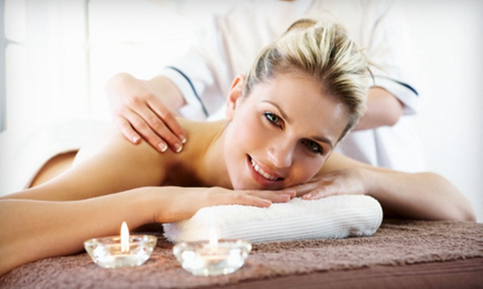 Airmeith Massage & Oils - Courtyard At Salem Oaks: 3, 6, or 12 Custom Massages with Aromatherapy and Heat Therapy at Airmeith Massage & Oils in Apex (Up to 54% Off)