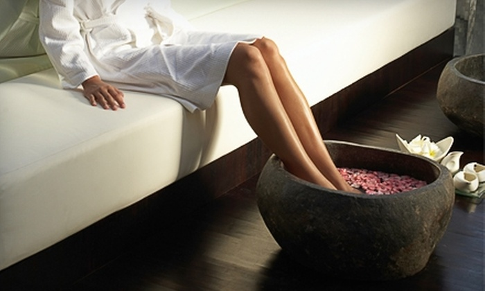 Mariola's Organic Spa & Retreat - Long Grove: $50 for Two Pro Ionic Foot Detox Treatments at Mariola's Organic Spa & Retreat in Long Grove ($100 Value)