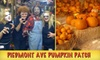 Piedmont Avenue Pumpkin Patch - Piedmont Avenue: $12 for Haunted-House Admission for Two, Plus $15 Worth of Halloween Goodies at Piedmont Avenue Pumpkin Patch ($25 Value)