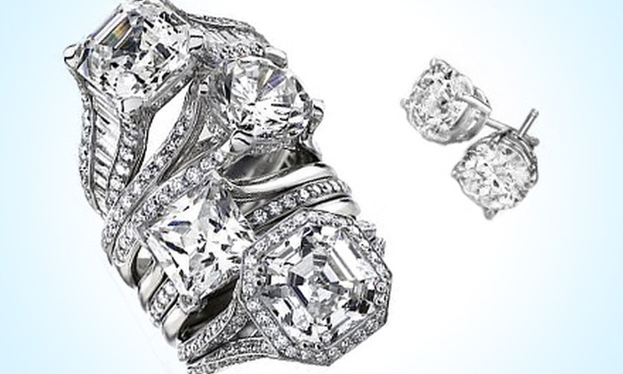 Lone Star Diamonds - Amarillo: Diamond Jewelry at Lone Star Diamonds (Up to 67% Off). Four Options Available.