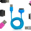 Altec Lansing Apple-Certified 5ft. Braided 30-Pin USB Cable