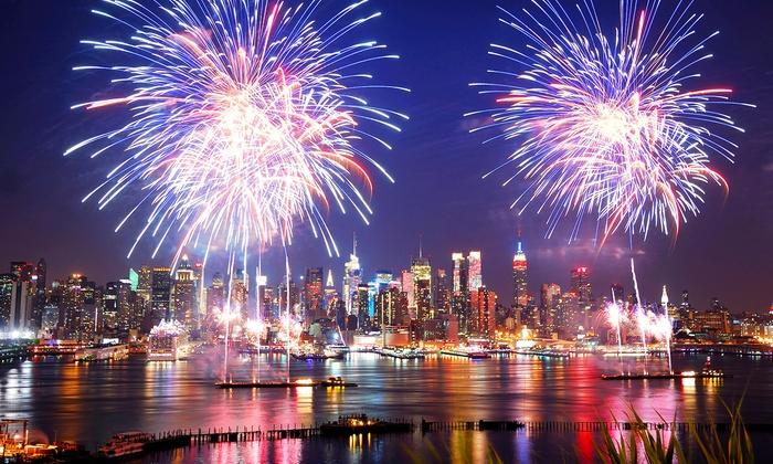 The Midnight Fleet - The Midnight Fleet: $14 for One Coney Island Fireworks Cruise Ticket with The Midnight Fleet ($28 Value)