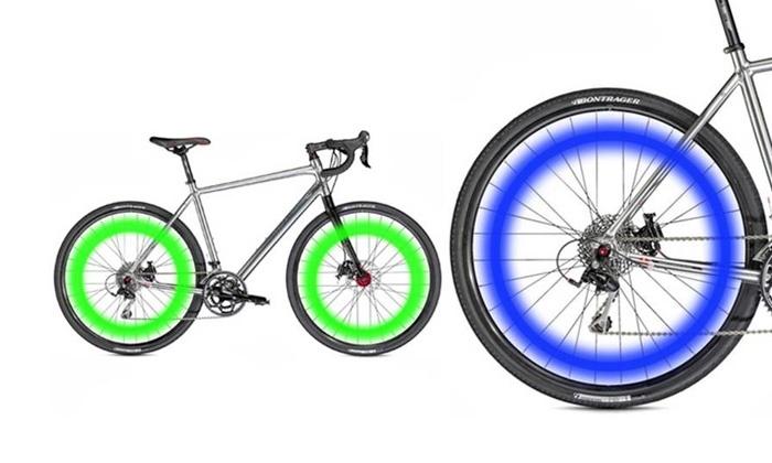 led fietslicht