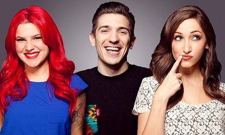 MTV's Guy Code + Girl Code Comedy Tour at Sands Bethlehem Event Center on October 29 (Up to 52% Off)