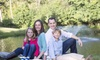 Lakewind Photography & Design LLC - Detroit: 30-Minute Family Photo Shoot from Lakewind Photography & Design LLC (83% Off)