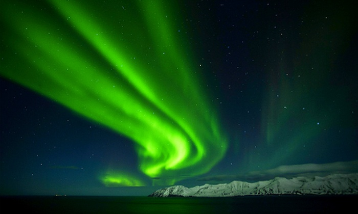 KPX Travel LTD - KPX Travel: Iceland: 3 or 4 Nights With Flights, Breakfast and Tour For Two from £259 Per Person (Excl. City Tax)