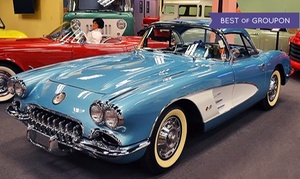 Dezer Collection LLC: Admission to Dezer Collection Auto Museum (Up to 36% Off)
