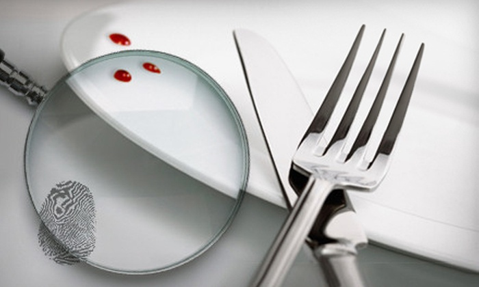Henderson House Inn and Retreat Center - Stafford: $69 for a Four-Course Murder-Mystery Dinner for Two at Henderson House Inn and Retreat Center in Stafford ($160 Value)