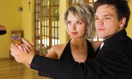 $75 for $155 Worth of Ballroom Dancing at Arts & Rhythm Ballroom Dance Studio