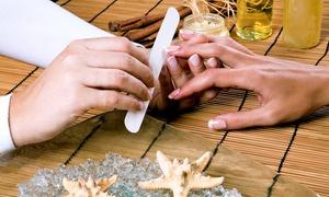 REVERSE LOOK: Ricostruzione o allungamento unghie con gel più un refill (sconto fino a 74%)