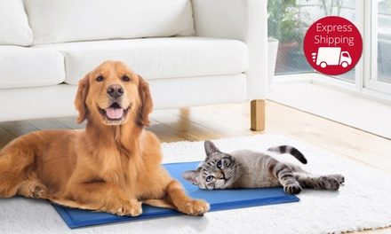 $19 for a Large Pet Cooling Mat Don't Pay $69