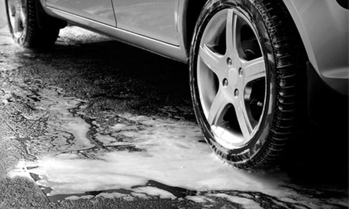 Splash Car Wash and Detail Center - Leominster: Three or Five Ultimate Car Washes at Splash Car Wash and Detail Center in Leominster  (Up to 53% Off)