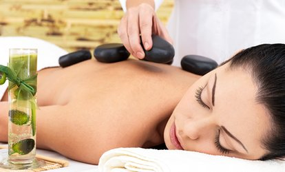 image for One-Hour Hot-Stone Massage from £18 at The Sun Spa (up to 51% off)
