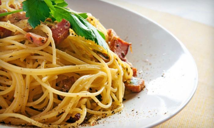 My Goomba's - Ormond Beach: Italian Cuisine for Two or More or for Four or More at My Goomba's (Half Off)