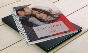 Personalised A5 Photo Diary