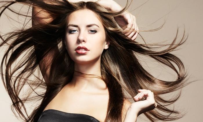 Artist Hair Studio - Tea: One or Three Brazilian Blowouts at Artist Hair Studio (Up to 65% Off)