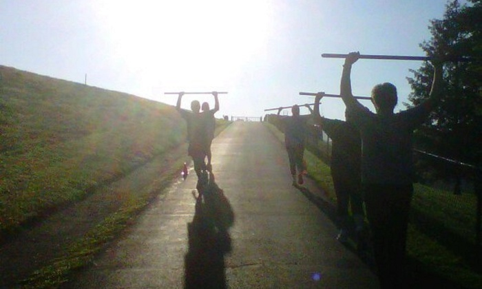 Infinite Wellness - Columbus: 10 Boot-Camp Classes at Infinite Wellness (50% Off)