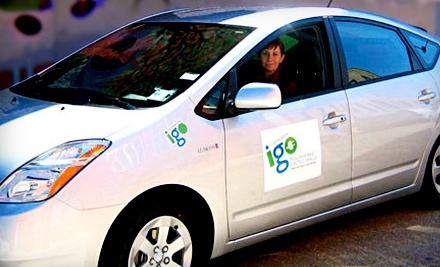 I-Go Car Sharing - I-Go Car Sharing in
