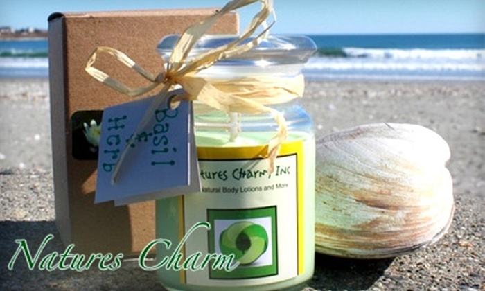 Natures Charm: $7 for $15 Worth of Candles from Natures Charm
