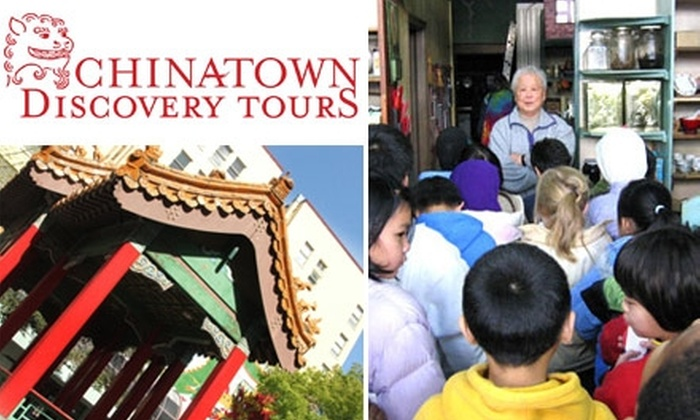 Chinatown Discovery Tours - International District: $8 for a 90-Minute Chinatown Discovery Tour from the Wing Luke Museum of the Asian Pacific American Experience ($17.95 Value)