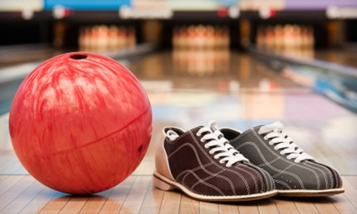 Duncan Lanes - Duncan: $5 for 2 games of bowling and shoe rental from Duncan Lanes (Up to $10.50 Value)