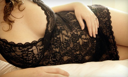 Boudoir Basic Photo Package (a $190 value) - The Boudoir Birmingham in