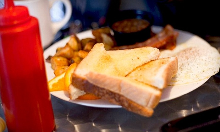 Tommy's - Downtown Kingston: $7 for $15 Worth of Diner Fare at Tommy's