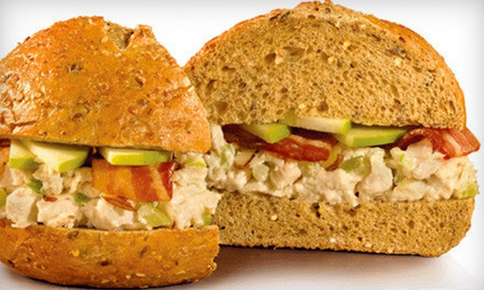 Rising Roll Gourmet - Greenwood Village: $8 for $16 Worth of Sandwiches and Salads at Rising Roll Gourmet in Greenwood Village