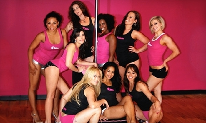 New York Pole Dancing - Clinton: $24 for Two Introductory Classes (a $50 Value) or $40 for $100 Worth of Classes at New York Pole Dancing