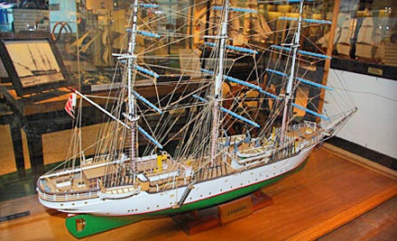 Family Membership (a $50 value) - Jacksonville Maritime Heritage Center in Jacksonville