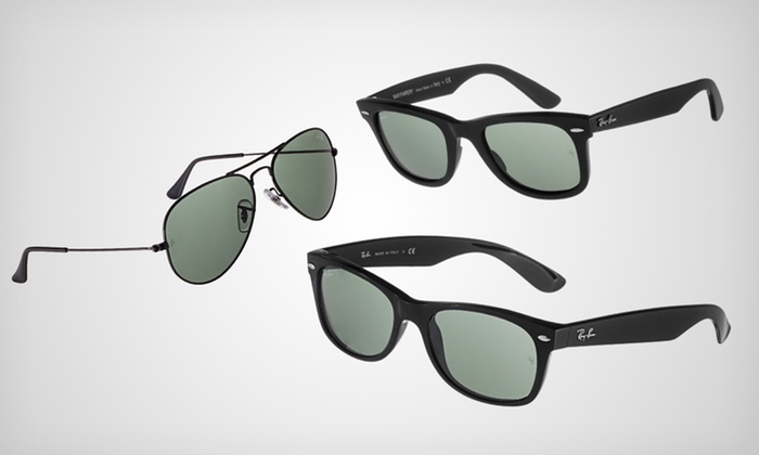 Ray-Ban Wayfarer and Aviator Sunglasses: Ray-Ban Wayfarer and Aviator Sunglasses (Up to 38% Off). Multiple Styles Available. Free Shipping and Returns.